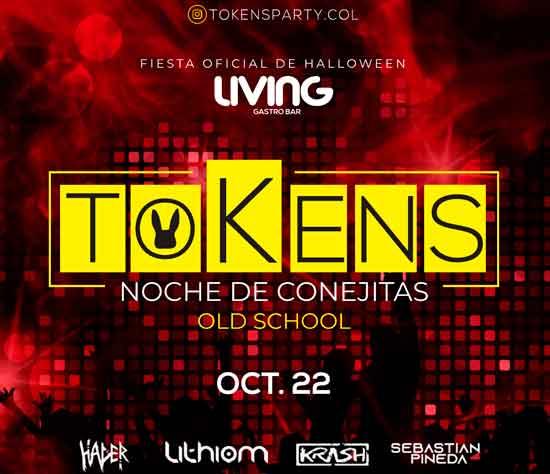 ¡Llegó 'Tokens'!: la fiesta de Halloween exclusiva para la industria webcam